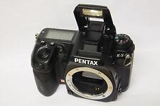 Pentax K5  Gehäuse / Body  gebraucht 6643 Auslösungen K-5