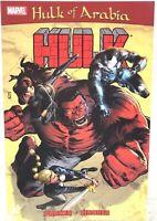 Red Hulk Hulk of Arabia Jeff Parker Marvel Comics Trade Paperback TPB New