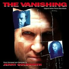 THE VANISHING JERRY GOLDSMITH CD SOLD OUT