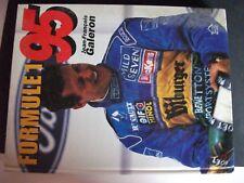 ** Livre Formule 1  1995 Jean François Galeron