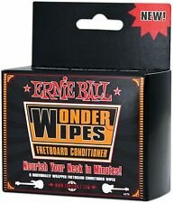 Ernie Ball Wonder Wipe Fretboard Conditioner - 6 Pack