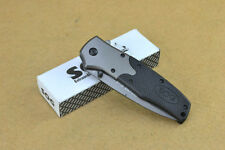 SOG Assisted Opening Folding Pocket Knife Camping Hunting Survival Saber Gift