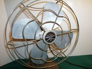 Vintage Electric Fan Manning Bowman Model 41