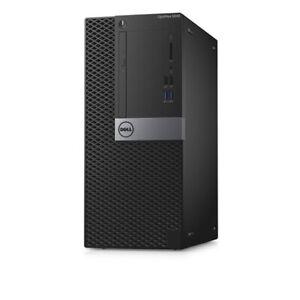 DELL OptiPlex 5040 i5-6500 4x3,2GHz 8GB 128GB SSD 500GB HDD DVD-RW USB3.0 WIN10