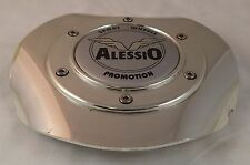 Alessio Wheels Chrome Custom Wheel Center Cap Caps (1)