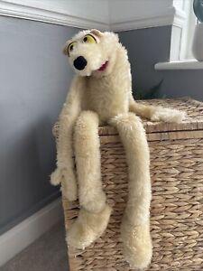 Gopher Hand Puppet Long Legs Vintage