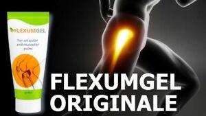 50ml FLEXUMGEL Wide Spectrum Action,Warming Effect,Natural Product,Original