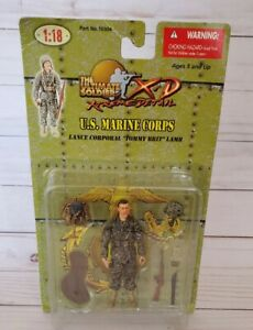 21st Century Toys Ultimate Soldier XD 1:18 Lance Corporal Tommy Brit Lamb WW2