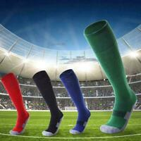 Breathable Anti-Slip Adult Football Socks Soccer Sports Running Absorb Swea Favo