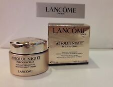 LANCOME ABSOLUE Night Precious Cells Recovery Cream 15ml Rose Extract