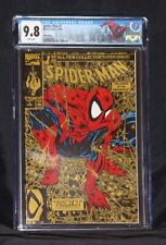 SPIDER-MAN #1 GOLD COVER 2ND PRINT EDITION MARVEL COMICS 1990 CGC GRADE 9.8 NMMT