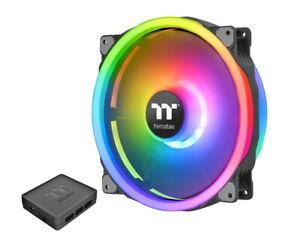 Thermaltake Riing Trio 20 RGB 200mm Computer Case Fan