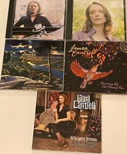 Laura Cantrell 5 CD Bundle £19 .. UK free postage