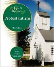 NEW Protestantism (World Religions (Facts on File)) by Stephen F Brown D.