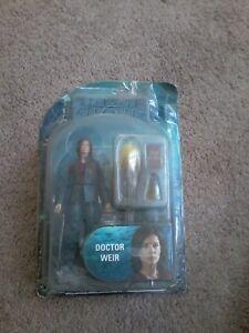 Stargate Atlantis Doctor Weir Action Figure.
