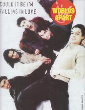 Could It Be I'm Falling In Love - Worlds Apart - 1994 Sheet Music