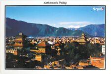 Sacred Kathmandu Postcard Nepal