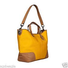Coach Bag F28286 Hadley Twill Duffle Bag Sunflower Agsbeagle COD