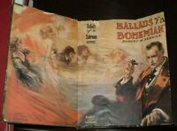 BALLADS OF A BOHEMIAN, by ROBERT W SERVICE, 1921, FIRST EDITION WITH ORIGINAL DJ