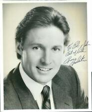 Bruce Boxleitner (Vintage, Inscribed) signed photo COA