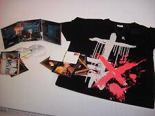 In Extremo - Kunstraub Fan-Edition CD DVD T-Shirt Gr XL + Portraits  *NEU & OVP*