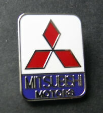 MITSUBISHI MOTORS AUTOMOBILE CAR LOGO LAPEL PIN BADGE 1 INCH