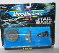 Micro Machines Star Wars Space Collection X Galoob 1995 MOC