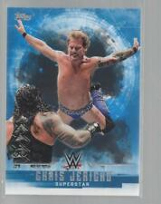 2017 Topps WWE Undisputed #10  CHRIS JERICHO
