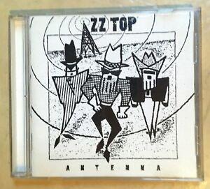 CD ZZ TOP ANTENNA 74321182602 UK