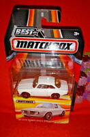 # 1/64 MATCHBOX BEST OF - '65 ALFA ROMEO GIULIA SPRINT GTA BIANCA  MISB #