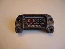 Cruscotto spie Honda 350 Four