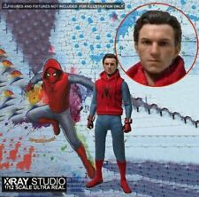 Spiderman Head for Bandai SH Figuart Medicom Mafex Avengers Home Coming From