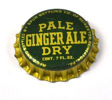 Pale Ginger Ale Dry Bier Kronkorken USA Soda Bottle Cap Korkdichtung