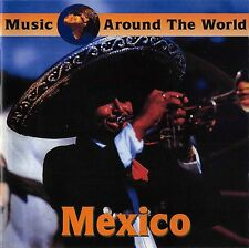 Music Around The World - Mexico (CD-Sampler, 1995)