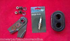 "Victa / Briggs Service Kit, 1pr 18"" Blades Air Filter, Plug  Rep. 593260, 550EX,"