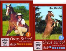 Circus School Part 1 & 2 by Bea Borelle DVD (Set of 2)