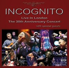 Incognito - Live In London: 30th Anniversary Concert [New Vinyl] UK - Import