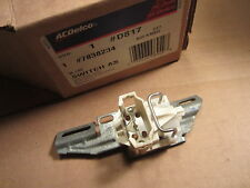 77 thru 95 Buick Cadillac Olds Chevy Pontiac Delco dimmer switch D817