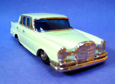 MERCEDES BENZ DIE CAST METAL CAR K.K.SAKURA NO. A-2  5 INCHES 11 OUNCES  JAPAN