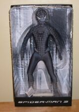 "Tonner 17""  Black Spiderman Doll Marvel Spiderman 3 Collection"
