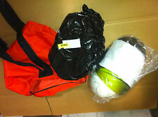 Arcflash Coveralls, Helmet and Bag (SIZE Small)