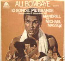 "MICHAEL MASSER ""ALI BOM-BA-YE"" raro 45' Italy mint"