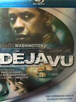 BLU-RAY - DEJA VU - DENZEL WASHINGTON -