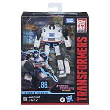 Transformers Jazz Studio Series 86-01 Movie Deluxe Bonus Decals IN STOCK