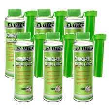 Flotex Diesel Common-Rail Reinigung & Schutz, 6 x 250ml Systemreiniger Additiv