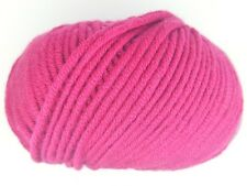 Sublime Extra Fine Merino Worsted Knitting Yarn - 50g - All Colours