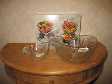 WALTHERGLAS *NEW* OPERA Set 7 pièces à fruits Fruit bowl