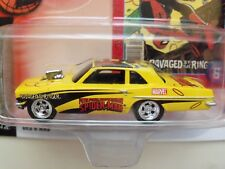 JOHNNY LIGHTNING - MARVEL / THE SPECTACULAR SPIDER-MAN 1963 PONTIAC TEMPEST AWB