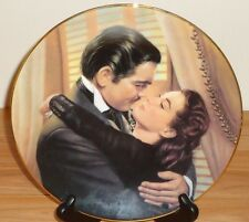 MARRY ME, SCARLETT! Gone with the Wind collector's plate 8.5""