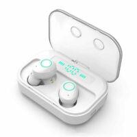 TWS Wireless Earphones Bluetooth 5.0 Mini Headset Earbuds Stereo Headphones NEW